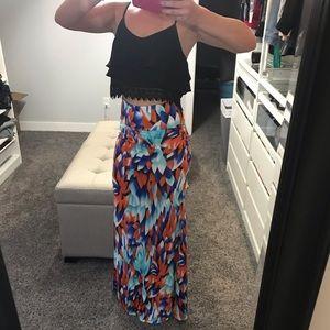 Dresses & Skirts - Muli-color super soft Maxi skirt